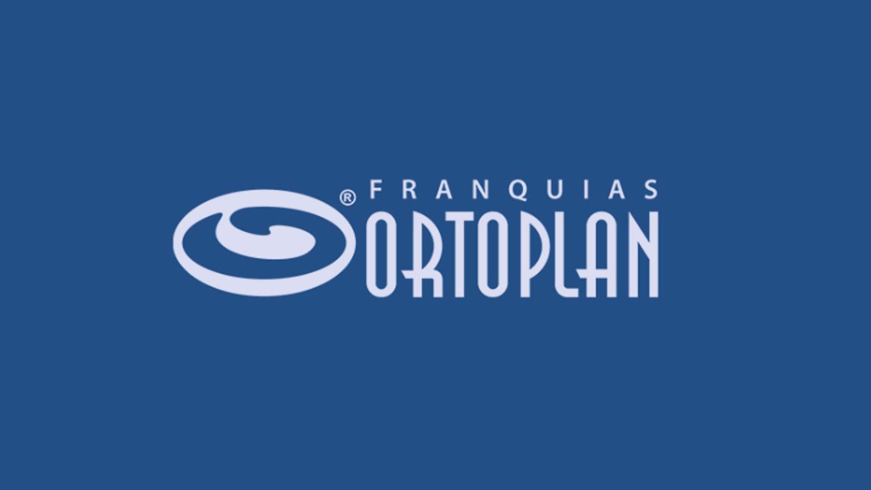 Franquias até 50 mil reais: logo franquias ortoplan
